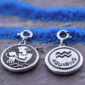 Aquarius Sun Sign Charm