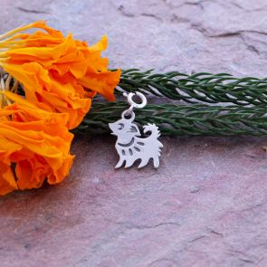 Dog Chinese Zodiac Charm
