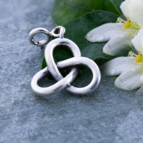 Gordion Knot Charm