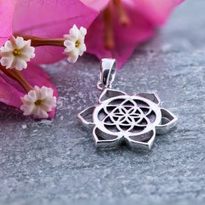 Seed of Life 1 Pendant