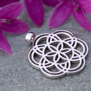 Seed of Life 2 Pendant
